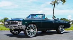 1966 Buick Special Built By I-95 Motorsports