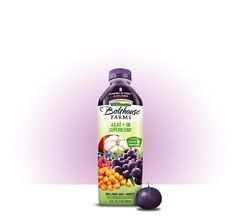 Bolthouse Farms Açai +10 Superblend™ | Experience the antioxidant power of Açai turned up ten notches. Our Açai + 10 Superblend™ stars a total of 11 superfruits, making this a delicious blend you can feel more than super about.