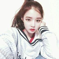 Girl, ulzzang, and asian image Cute Korean, Korean Girl, Asian Girl, Korean Beauty, Asian Beauty, Asian Image, Korean Fashion Ulzzang, Asian Fashion, Ulzzang Makeup