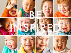 """Down Syndrome Products - """"World Down Syndrome Day takes place on 21 March every year. This date represents the 3 copies of chromosome which is unique to people with Down syndrome. Down Syndrome Baby, Down Syndrome People, Beautiful Stories, Beautiful Children, Down Syndrome Awareness, My Life Quotes, Special Kids, Park Photography, 2 Year Olds"""