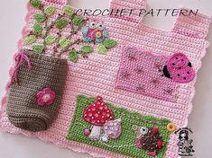 crochet miniaturas patrones - Buscar con Google