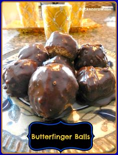 Butterfinger Balls More