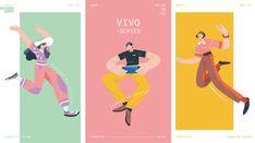 隐身少女 Alice on Behance Simple Illustration, Funny Illustration, Illustrations, Character Illustration, Digital Illustration, Graphic Illustration, Design Thinking, Charity Branding, Kids Notes