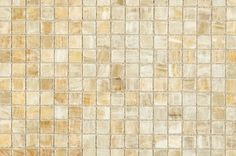 BuildDirect – Mosaic Tile - Onyx Series  – Giallo Crystal Onyx - Close View