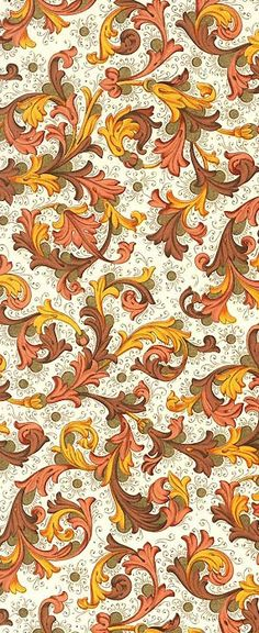 Traditional Florentine Christmas paper from Italy for crafting and card making