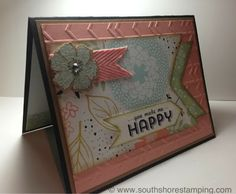 Around the World Stampin'Up! Challenges: Top 3 AW08