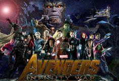 Avenger Infinity Wars 2018 - Full Movies
