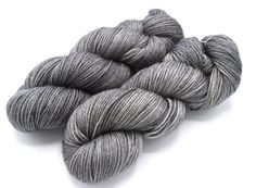 Timber Wolf - Hand Dyed Yarn Dyed to Order