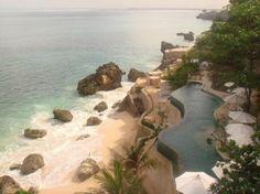 Ritz Carlton resort..Bali