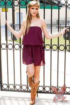 Seminole Chop Gameday Romper - You will surely be the envy of everyone in Tallahassee with this gorgeous gameday romper on. Every noles fan knows how important it is to dress for success on gameday as they have shown the past couple of seasons. Be ready to kickoff this season as #1 in fashion and #1 in the rankings. This Romper is very flattering and has a very generous fit.  - available online at http://www.envyboutique.us/shop/seminole-chop-gameday-romper/ #Envy #Boutique #