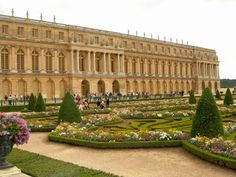 "Versailles... Another one of those ""Must See"" places."