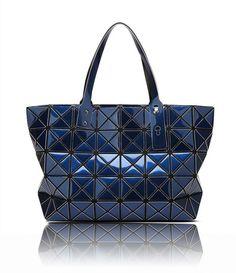 ca161daed287 Prism Rubber Tote Shoulder Handbag Ladies Top-Handle Bag Casual Bags,  Baobao Bag