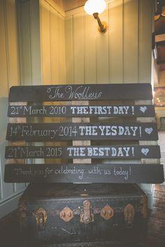a pretty hand crafted pub themed wedding in somerset | uk wedding blog