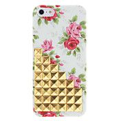 Novelty Design Golden Rivets Up-Stairs and Ro... – USD $ 3.99