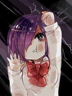 Touka | Tokyo Ghoul | ~Tried to Confine Art~ | Pinterest | Tokyo ...