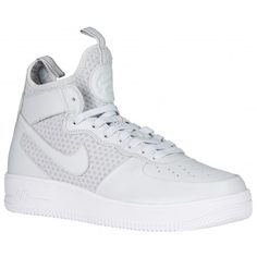 online store 8f993 80bbe Air Force Ones, Air Force 1 Mid, Nike Air Force, High Top Sneakers