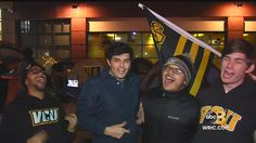 RICHMOND, Va. (WRIC) — This week the Rowdy Rams that make up much of the student section have been camping out at the Siegel Center in advance of VCU's big game against the Dayton Flyer…