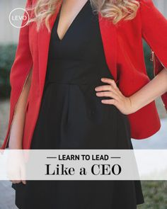Lead like a CEO >> #Leadership Skills