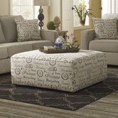 Found it at Wayfair - Alenya Oversized Accent Ottoman