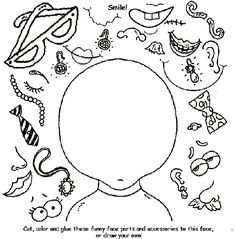 CHARACTERIZATION~ Use this free printable to have students first design a character, and then describe their character's traits.