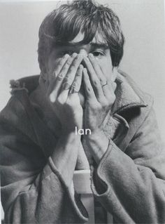 #the stone roses #stone roses #Ian brown