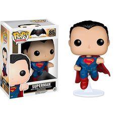 BATMAN VS SUPERMAN – SUPERMAN – FUNKO POP! VINYL FIGURE