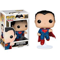 BATMAN VS SUPERMAN – SUPERMAN – FUNKO POP! VINYL FIGURE