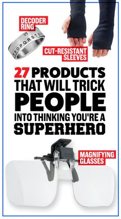 27 Products That Will Trick People Into Thinking You're A Superhero – Gossip News Line