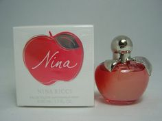 Nina by Nina Ricci For Women. Eau De Toilette Spray 1.7-Ounces - GashungKa | GashungKa