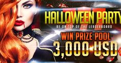 EMPIRE777 very first tournaments in this Halloween month!!    Participate in Casino Tournaments to test your skills and win great prizes! ...