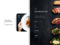 Best Since Onboarding designed by Catherine Wang. Connect with them on Dribbble; the global community for designers and creative professionals. Food Web Design, Food Poster Design, Menu Design, Restaurant Web, Restaurant Design, Maquette Site Web, Food Catalog, Website Design Inspiration, Ui Inspiration