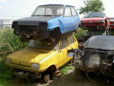 Renault 5 & Clio