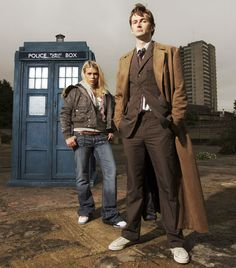 Le look de Doctor Who