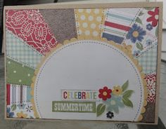 Designs By Ashley Rock: Simple Stories: Summer Fresh Card