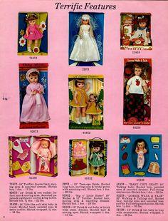 1974 Eugene Dolls