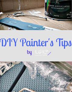 DIY Painter's Tips