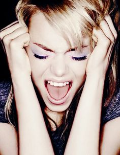 Emma Stone for Revlon! So gorgeous!
