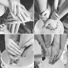 Healing hands httpsmfacebookforevercastingsbyjennifer here are some family hand cast ideaspositions for creating your own special family cast using srcs easy do it yourself family hand casting kit solutioingenieria Images