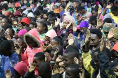 Tamryn and our team were on crusade in Ntlhaveni, South Africa from 5 - 9 October. South Africa
