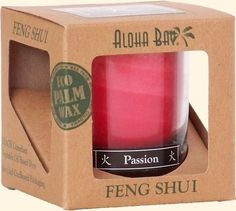 Feng Shui Candle Jar Fire Passion oz by Aloha Bay Feng Shui Candles, Feng Shui Principles, Colors Of Fire, Attraction, Black And White Tiles, 100 Pure Essential Oils, Romance, Votive Candles, Tea Light Holder