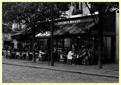 Les Deux Magots - Paris, Ile-de-France