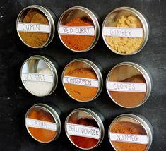 organization, kitchen, diy