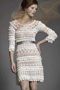 Örgü elbise (7)
