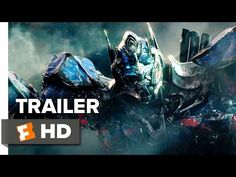 Transformers: The Last Knight Official Trailer 1 (2017) - Michael Bay Movie - YouTube. This hit me like a truck