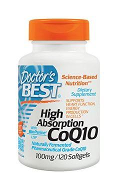 Doctor's Best, hohe Absorption CoQ10, 100 mg, 120 Kapseln Doctor's Best http://www.amazon.de/dp/B0019GW3G8/ref=cm_sw_r_pi_dp_BlSQwb1SPRT6M