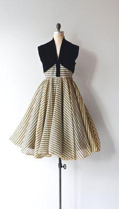 Vintage Dress & Jacket 1950's