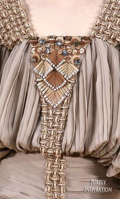 Chanel Spring 2016 Haute Couture (runway details)   Purely Inspiration