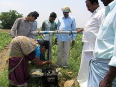 In rural India, barely literate farmers turn barefoot water budgeteers to avoid crop failure