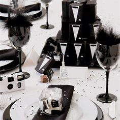 black and white theme party | ... , if people are passed out… it is a sign that your party ROCKED