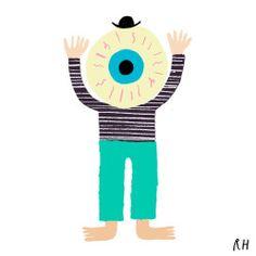 Rob Hodgson, Eyeball Kid